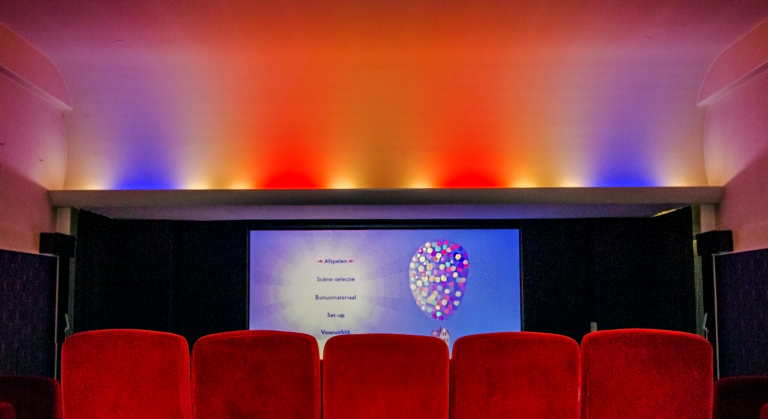 Filmzaal Filmhuis Den Dollywood