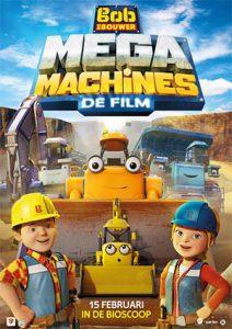 Bob de Bouwer Mega Machines